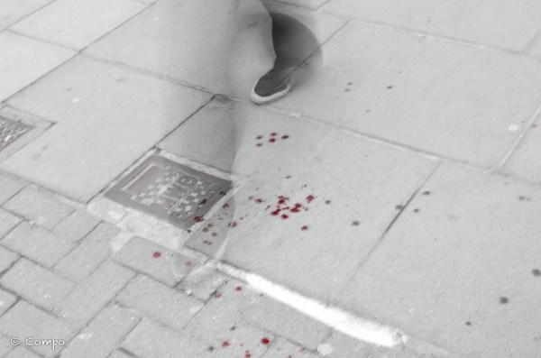 Spilt blood