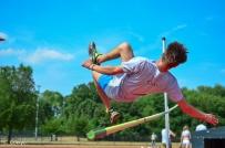 High Jump fail
