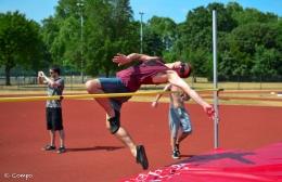 High Jump - tekkers