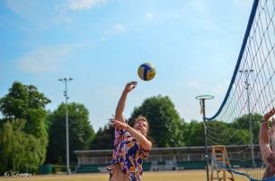 Volleyball smash #1