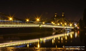 Hammersmith Bridge #1