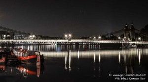 Hammersmith Bridge #3